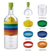 Köksredskap på flaska