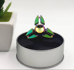 Fidget Spinner Crab claw mini