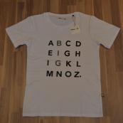 ABCD BIG White - MEN