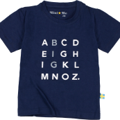 ABCD BIG Navy CHILDREN