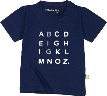 ABCD BIG Navy CHILDREN - ABCD BIG Navy 60 CL