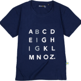 ABCD BIG Navy - WOMEN