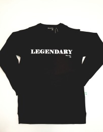 LEGENDARY SWEATER- MEN - LEGENDARY SWEATER MEN M