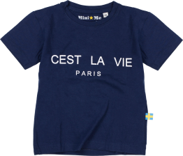CEST LA VIE - CHILDREN - CEST LA VIE  T-shirt 80 cl