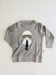 MiniMe K.L CHILDREN - MiniMe K.L Grey 80