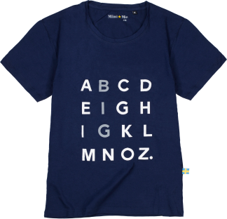 ABCD BIG Navy - MEN - ABCD BIG Navy - MEN M