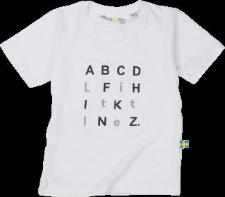 ABCD Little White CHILDREN - ABCD Little White  80 CL