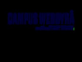 Bilden visar logotypen för Campus Webbyrå, Digital Kommunikationsbyrå i Helsingborg, Skåne