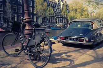 En känsla av Paris fast i Amsterdam - fotograf Lars-Ove Törnebohm
