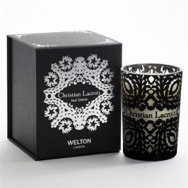 Welton London Candle - Nuit Gitane_Christian_Lacroix