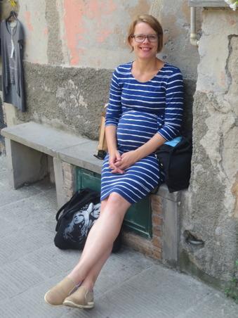 Marie i Vernazza