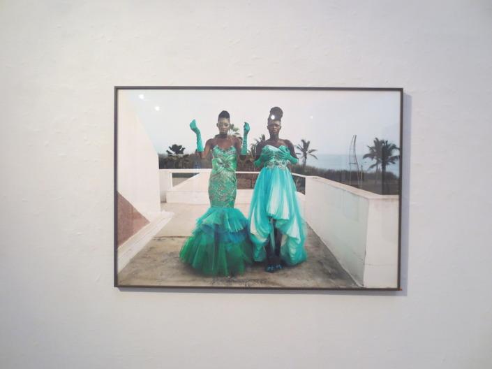 Fotoutställningen African Catwalk