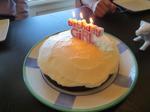 Ayoes födelsedagstårta
