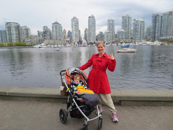 Vancouver är en härlig mix av skyskrapor och storstadspuls tillsammans med strandpromenader och mysiga områden.