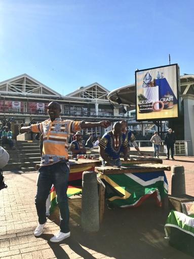 Tack Sydafrika för en trevlig resa!