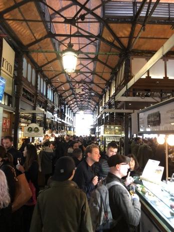 Matmarknad San Miguel
