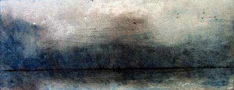 Horisont 20, 30 x 70 cm, grafiskt tryck