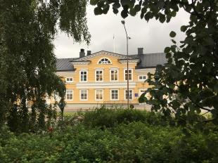 Bergströmska gården, Luleå