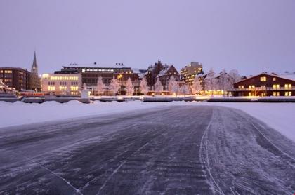 Joakim Höggren, Luleå Norrahamn