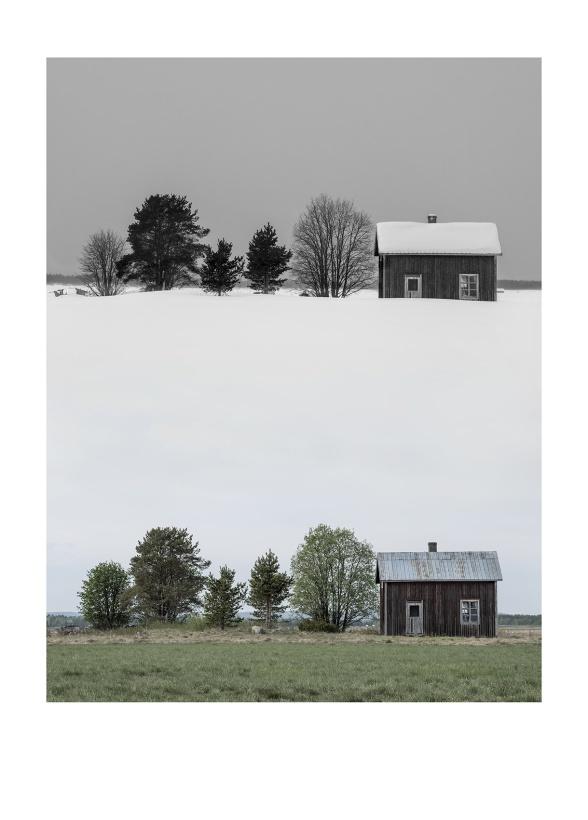"""""""Klubben"""", 43x60cm, Fotografi"""