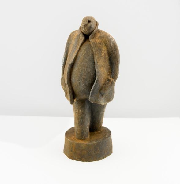 """ Arkitekt "", H:30 B: 15 cm, Keramik"