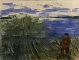 """Efter stormen"" Katarina Röding"