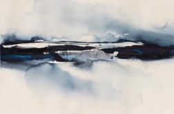 Målning av Monica Öhman