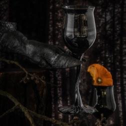 Glas ur serien Svart skog