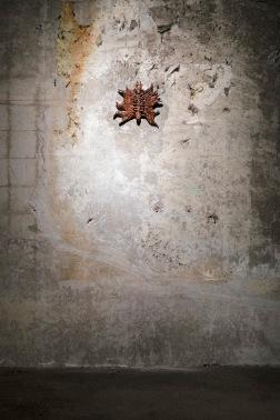 Hanna Kanto: Perhospiru, Devilbutterfly (2021) Keramik