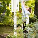 Tvättlina Dellas Garden-11, Tvättställningar. Gammeldagstvättställning , Förråd. Snygga, fina och snyggt förråd från svensktillverkade Della´s Garden. Ett förråd med många tillval, samt lekstugor och