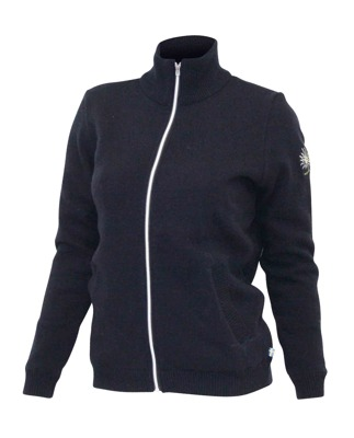 Ivanhoe Isa Full Zip WB - Navy 36
