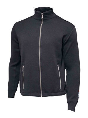 Ivanhoe Assar Full Zip - Black S