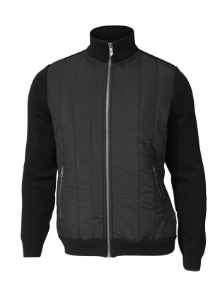 Ivanhoe GY Bond Jacket - Black S