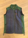Ivanhoe Jack Vest WB AW17 - Forest green XXL