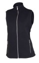 Ivanhoe Flisan Vest - Black 46