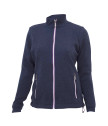 Ivanhoe Flisan Full Zip - Steel blue 44