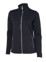 Ivanhoe Flisan Full Zip - Black 44