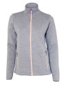 Ivanhoe Flisan Full Zip - Grey marl 44