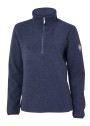 Ivanhoe Heidi Half Zip - Light navy 44