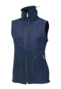 Ivanhoe Merja Vest - Light navy 46
