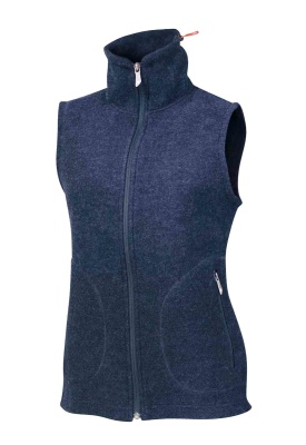 Ivanhoe Merja Vest - Light navy 38