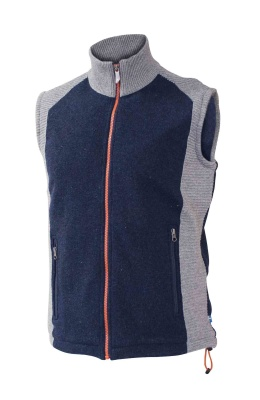 Ivanhoe Court WB Vest - Light navy S