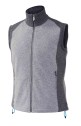 Ivanhoe Court WB Vest - Grey marl XXL