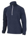 Ivanhoe Oliver Half Zip - Light navy XXL