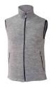 Ivanhoe Kurre Vest - Grey marl 3XL