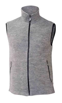 Ivanhoe Kurre Vest - Grey marl S