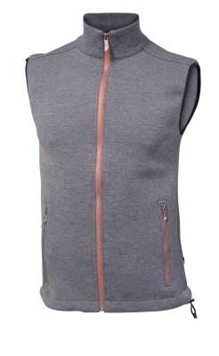 Ivanhoe Assar Vest - Grey S