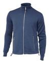 Ivanhoe Assar Full Zip - Steel Blue XXL