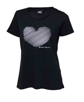 Ivanhoe Underwool Meja Heart - Black 36