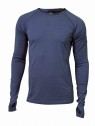 Ivanhoe Underwool Frippe - Steel blue XXL